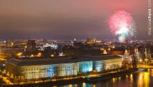 Wrocław nocą fot. Maciej Chyra