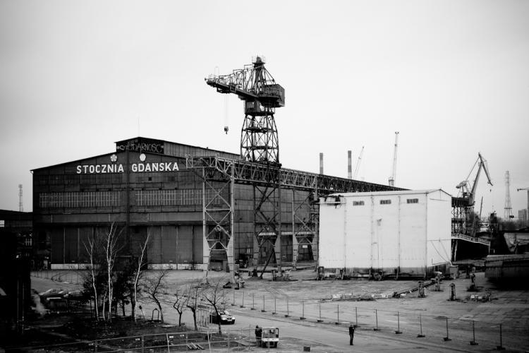 Stocznia Gdańska fot. Maciej Chyra