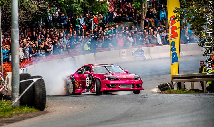 Driftowe Mistrzostwa Polski - Karpacz fot. Maciej Chyra