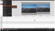 Kdenlive transcode video stabilization Maciej Chyra