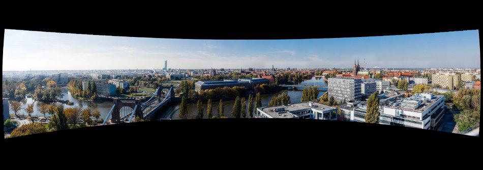 Gigapanorama Wrocławia