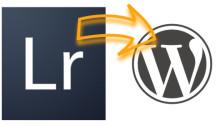 Lightroom to Wordpress