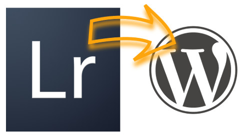 Lightroom to Wordpress