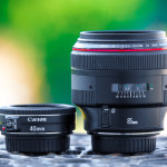 Canon EF 40mm f/2.8 STM fot. Daniel Źrałka