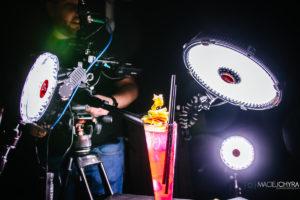 Fotografia drinków Maciej Chyra